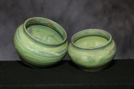 Image 1, ceramics, 8in and 6 in, Meghan Conatser